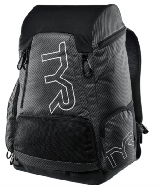 TYR Team Alliance Backpack 45L - TEAM BLACK